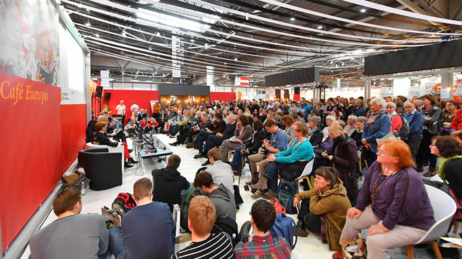 Event at Leipzig Book fair 2017