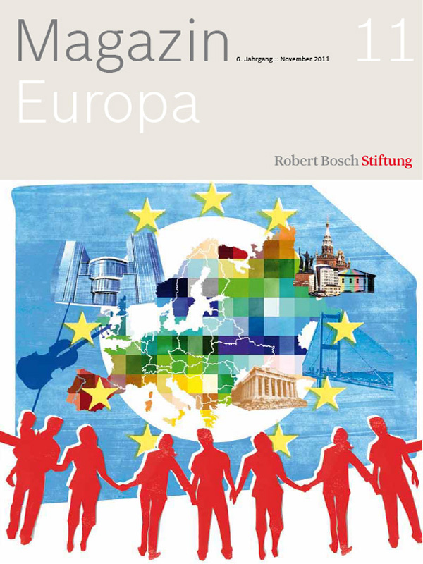 "Bosch Publication Das Magazin ""Europa"" (11/2011)"