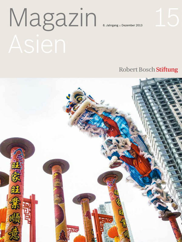 "Bosch Publication Das Magazin ""Asien"" (15/2013)"