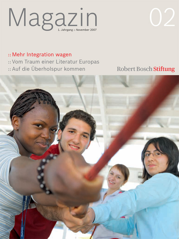 "Bosch Publication Das Magazin ""Migration und Integration"" (2/2007)"