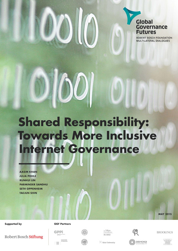 Bosch Publication Shared Responsibility: Towards More Inclusive Internet Governance