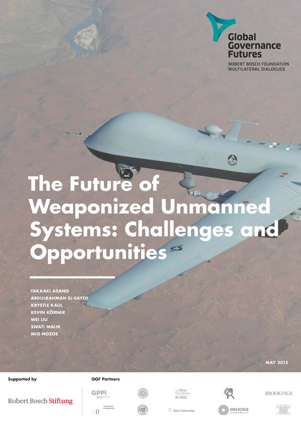 Bosch Publication The Future of Weaponized Unmanned Systems: Challenges and Opportunities