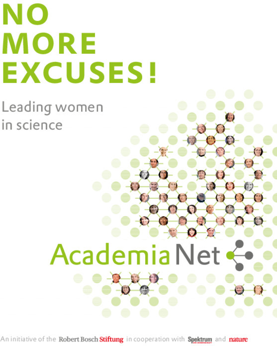 Bosch Publication No More Excuses! - Leading women in science