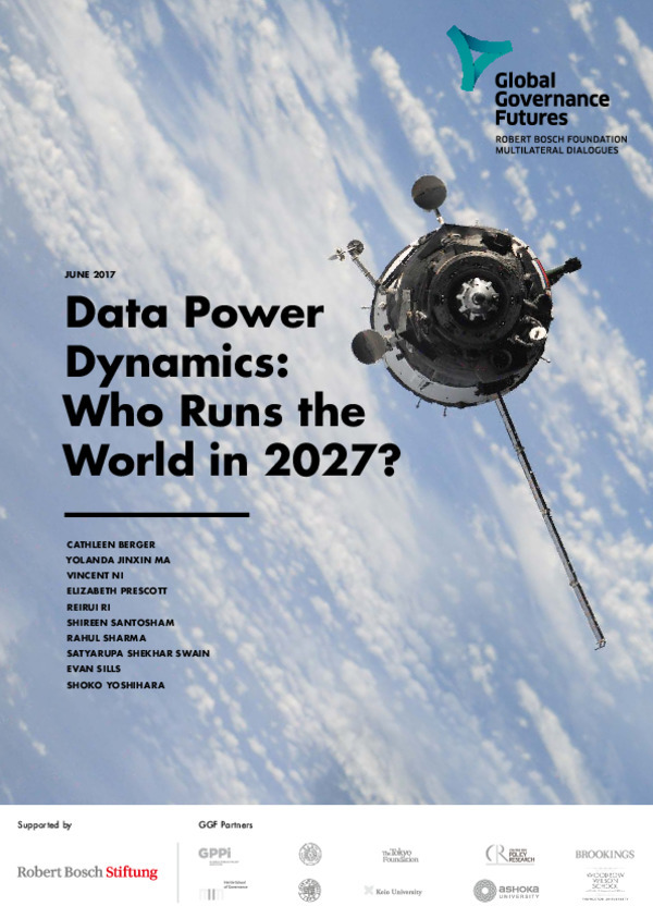 Bosch Publication Data Power Dynamics: Who Runs the World in 2027?