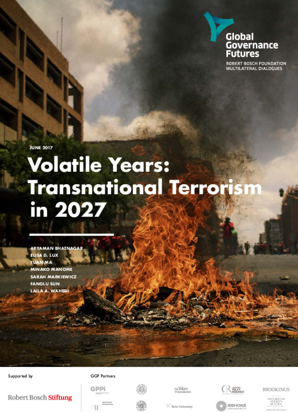 Bosch Publication Volatile Years: Transnational Terrorism in 2027