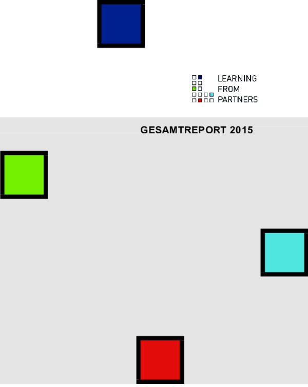 Bosch Publication Learning from Partners - Gesamtreport 2015