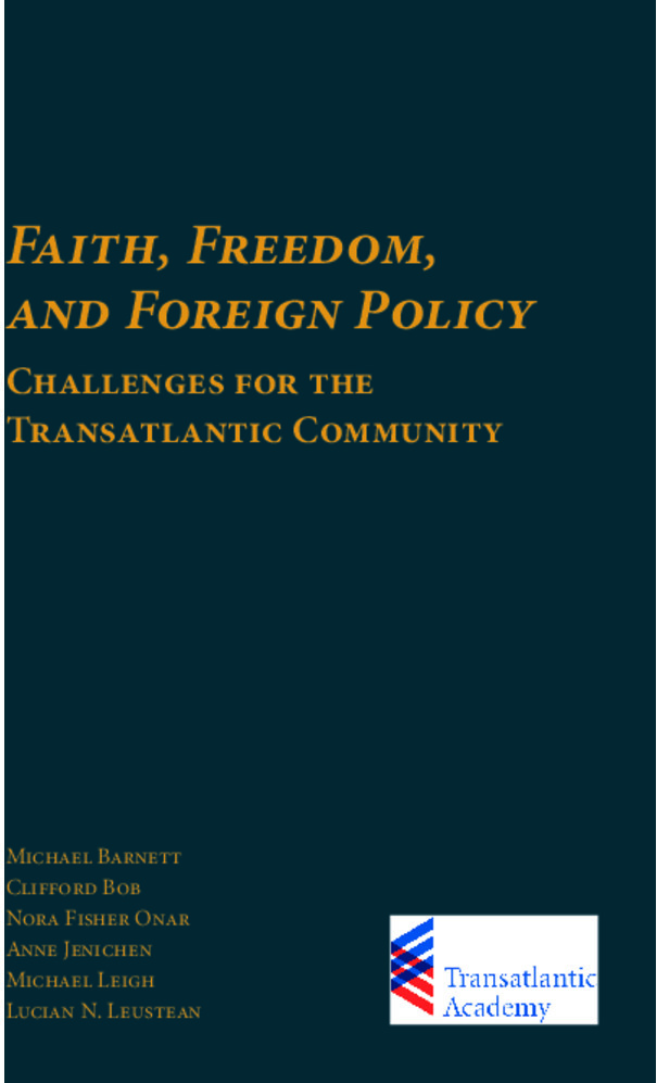 Bosch Publication Faith, Freedom, and Foreign Policy