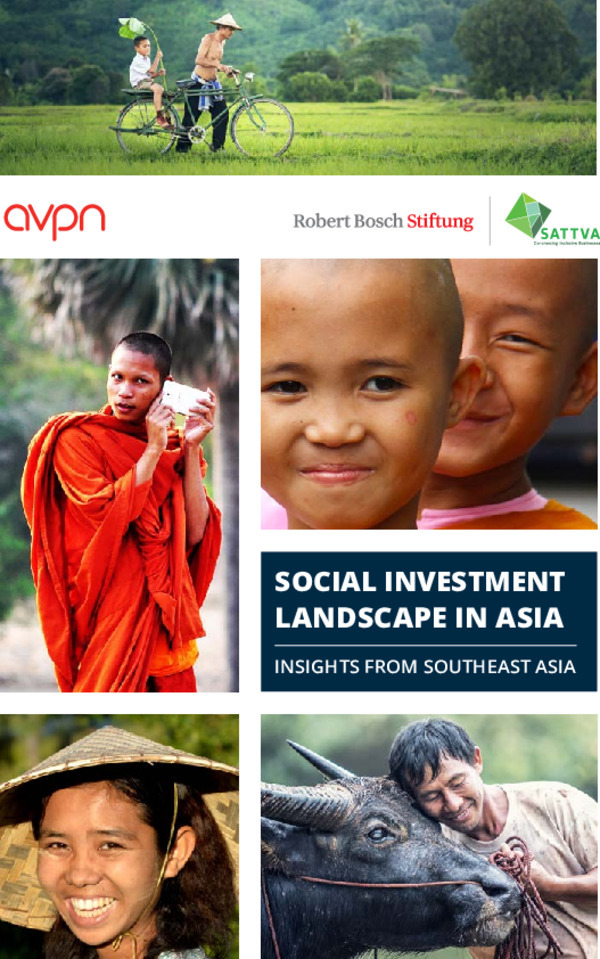 Bosch Publication Social Investment Landscape in Asia - Insights from Southeast Asia