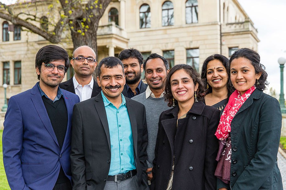 Indian Media Ambassadors in Germany - April 28-29, 2016