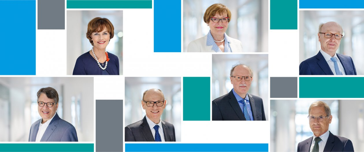 Members of the Board of Trustees of the Robert Bosch Stiftung
