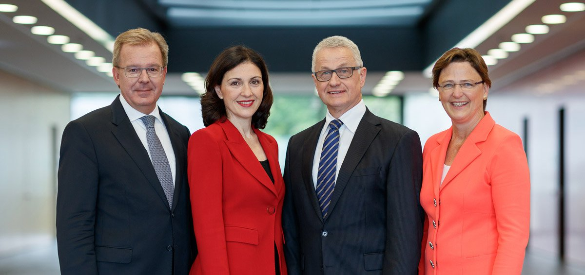 The Board of Management of the Robert Bosch Stiftung
